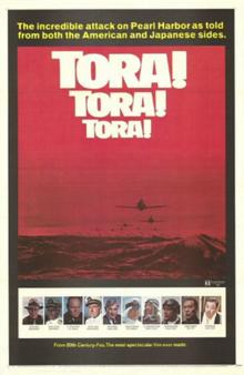 Tora! Tora! Tora! movie