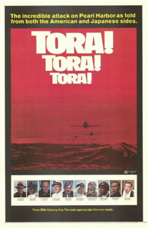 Tora! Tora! Tora! - Original movie poster