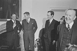 1968 Liberal Party Of Canada Leadership Election Wikipedia