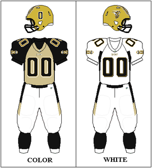 Sacramento Mountain Lions - Image: UFL Uniform SAC