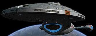 Star Trek: Intrepid - The USS Intrepid