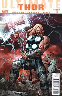 <i>Ultimate Comics: Thor</i>