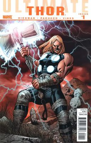 Ultimate Comics: Thor - Image: Ucthor 01