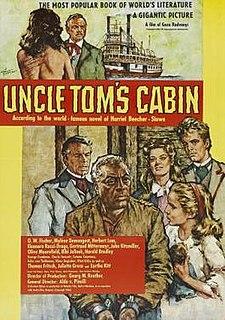 <i>Uncle Toms Cabin</i> (1965 film) 1965 film by Géza von Radványi