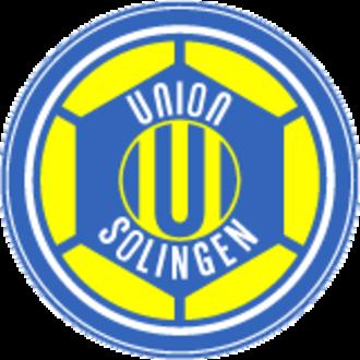1. FC Union Solingen - Image: Union Solingen