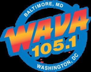 WAVA-FM - Image: WAVA FM 2015