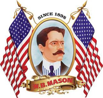 W.B. Mason - W.B. Mason Logo