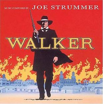 Walker (soundtrack) - Image: Walker soundtrack