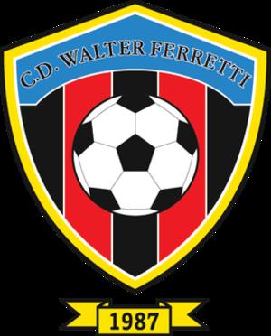 C.D. Walter Ferretti - Image: Walter Ferreti