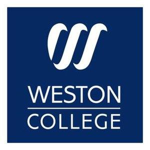 Weston College - Image: Weston College Logo 2014