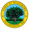 Official seal of Wilkesboro, North Carolina