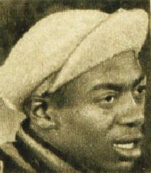 Willie Best - Best in a photo from Film Star Who's Who (1938)