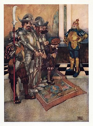 William Russell Flint - Image: William Russell Flint W. S. Gilbert Savoy Operas Princess Ida 2