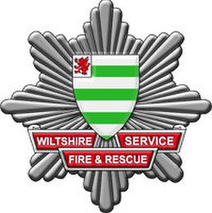 Wiltshire Fire and Rescue Service - Image: Wiltshire fire logo