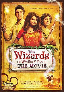 <i>Wizards of Waverly Place: The Movie</i> 2009 film directed by Lev L. Spiro