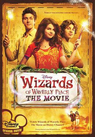 Wizards of Waverly Place: The Movie - Promotional poster