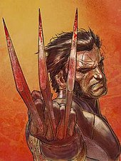 Wolverine Character Wikipedia