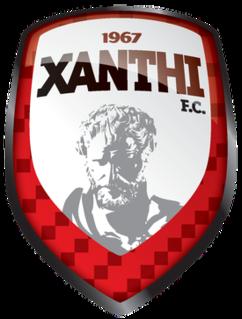 Xanthi F.C. Football club
