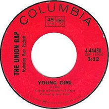 young girl get out of my mind lyrics