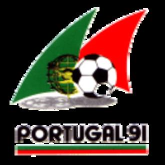 1991 FIFA World Youth Championship - Image: 1991 FIFA World Youth Championship