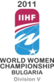 2011 Women's World Ice Hockey Championships - Division V.png