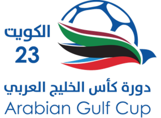 23rd Arabian Gulf Cup 2017–18 football competition held in Kuwait