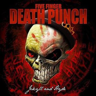 Five Finger Death Punch — Jekyll and Hyde (studio acapella)