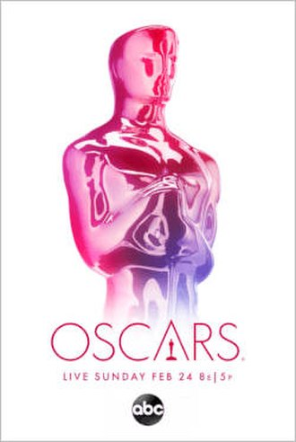 91st Academy Awards - Official poster