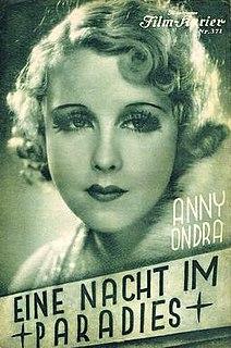 <i>A Night in Paradise</i> (1932 film) 1932 film by Karel Lamač