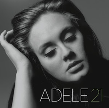 21 Adele Album Wikipedia