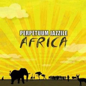 Africa (Perpetuum Jazzile album) - Image: Africa (Perpetuum Jazzile album)