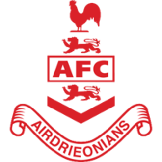 Airdrieonians F.C. - Image: Airdrieonians FC logo