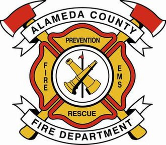 Alameda County Fire Department - Image: Alameda County Fire Department Logo