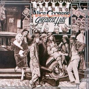 Greatest Hits (Alice Cooper album) - Image: Alice Cooper's Greatest Hits