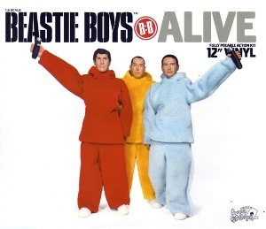 Alive (Beastie Boys song) - Image: Alive Beastie Boys