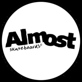 Almost Skateboards - Original logo