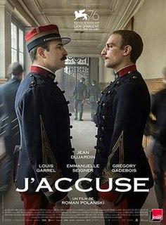 <i>An Officer and a Spy</i> (film) 2019 film by Roman Polanski