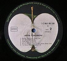 Apple Records Wikipedia