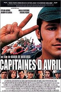 <i>April Captains</i> 2000 Portuguese film