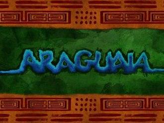 Araguaia (TV series) - Image: Araguaia logotipo