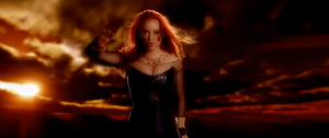 Arctica (song) - Heidi Parviainen in the music video for Arctica.