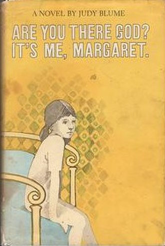 Are You There God? It's Me, Margaret. - First edition