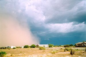 Arizona Dust Storm