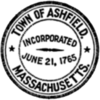 Official seal of Ashfield, Massachusetts