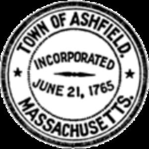 Ashfield, Massachusetts