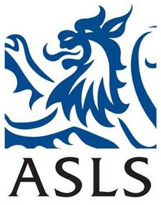 Association for Scottish Literary Studies - ASLS logo