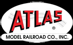 Atlas Model Railroad - Image: Atlas Model Railroad Co. logo