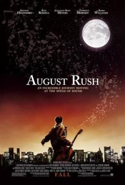 Picture of a movie: August Rush