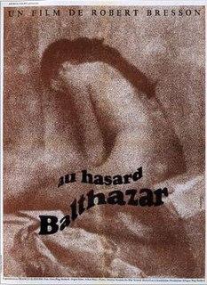 <i>Au Hasard Balthazar</i> 1966 film by Robert Bresson