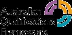 Aŭstralia Qualifications Framework (emblemo).png